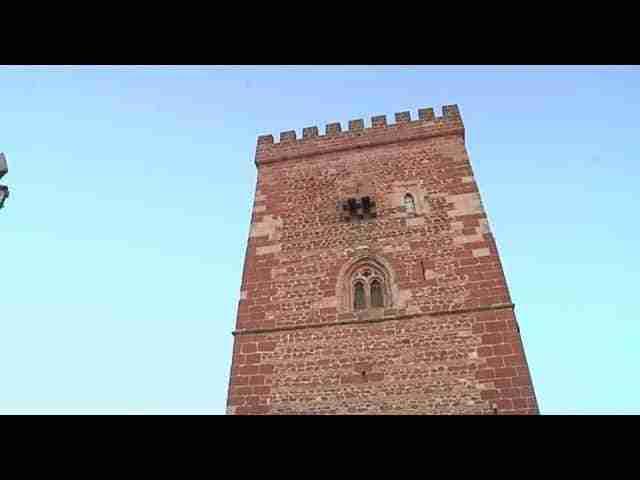 Ruta por el patrimonio de Alcázar en las jornadas cervantinas