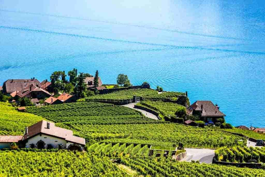 vacaciones en montreux suiza