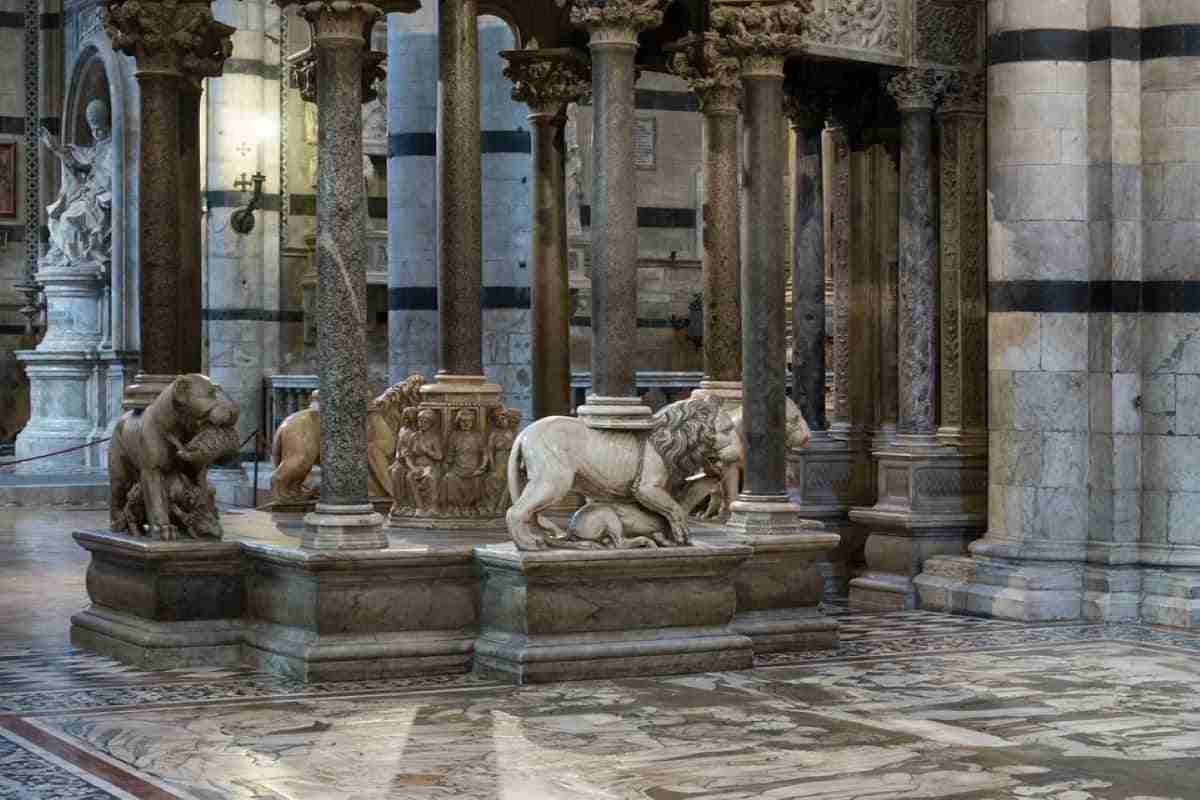 monumentos de siena