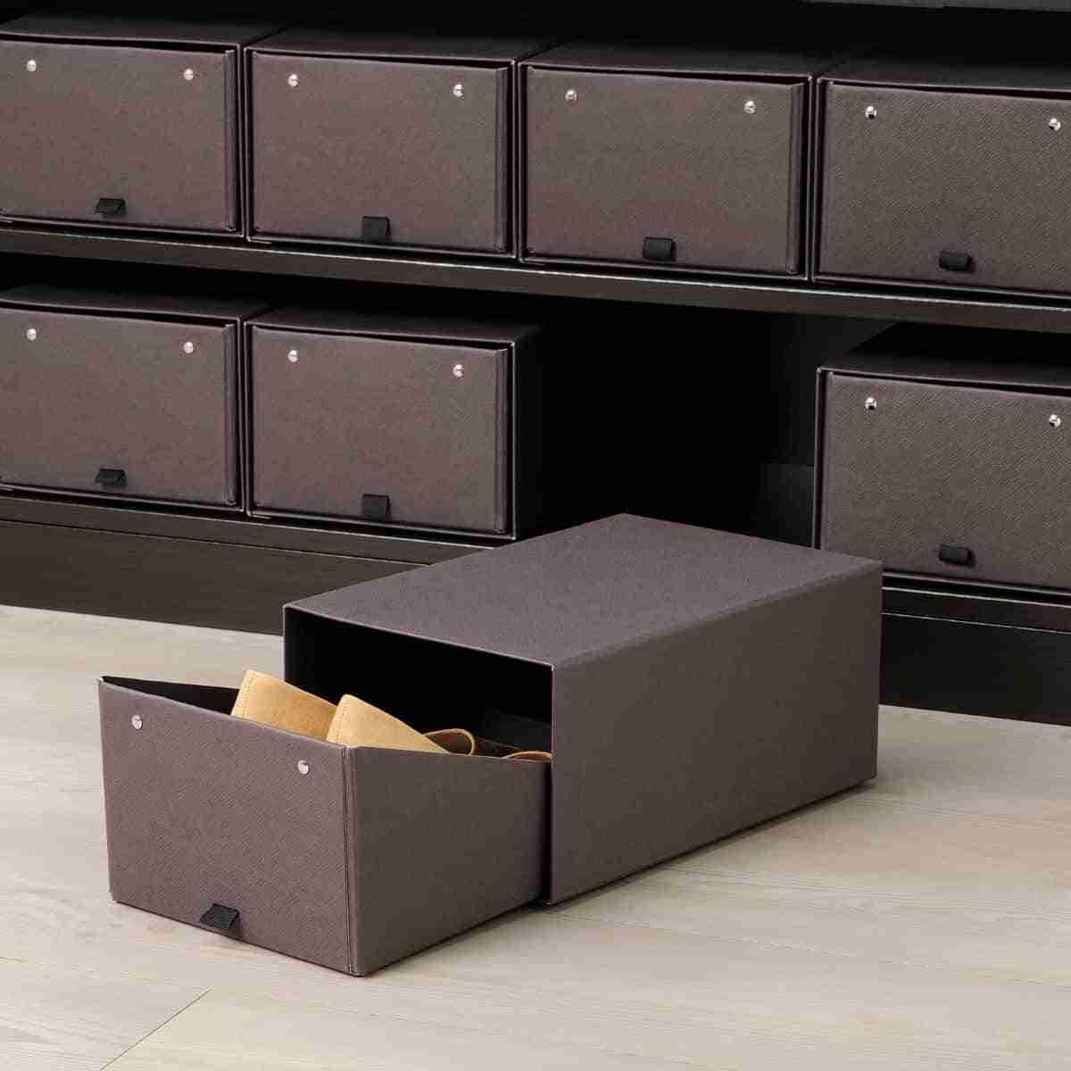 cajas organizadoras para zapatos