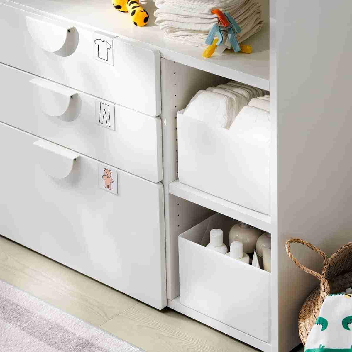 cajas organizadoras infantiles
