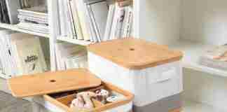 cajas organizadoras para guardar ropa