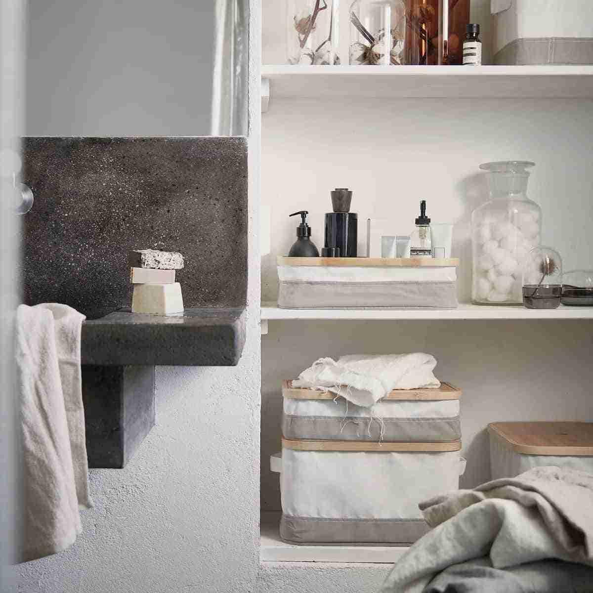 cajas para guardar ropa de ikea