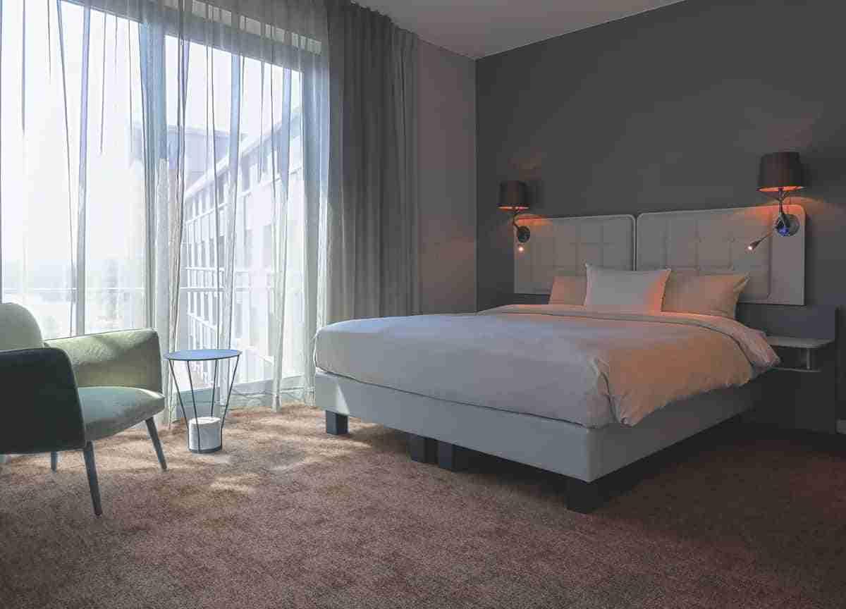 colores neutros en el dormitorio
