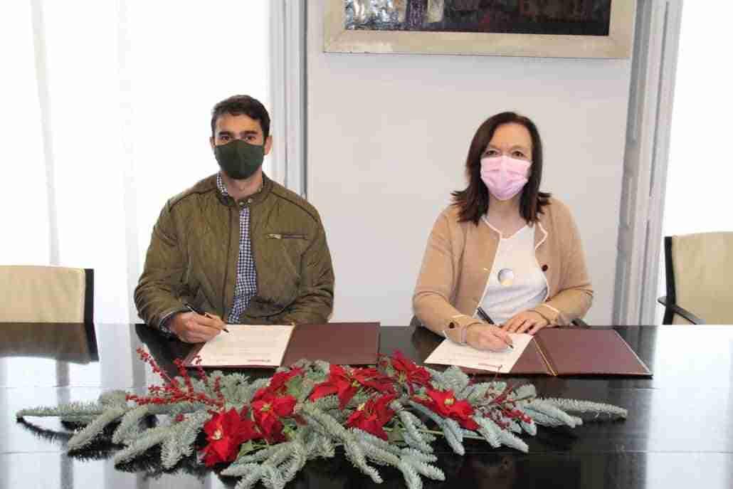 Alcázar de San Juan y Folia Project firman un convenio para reforestar Piédrola