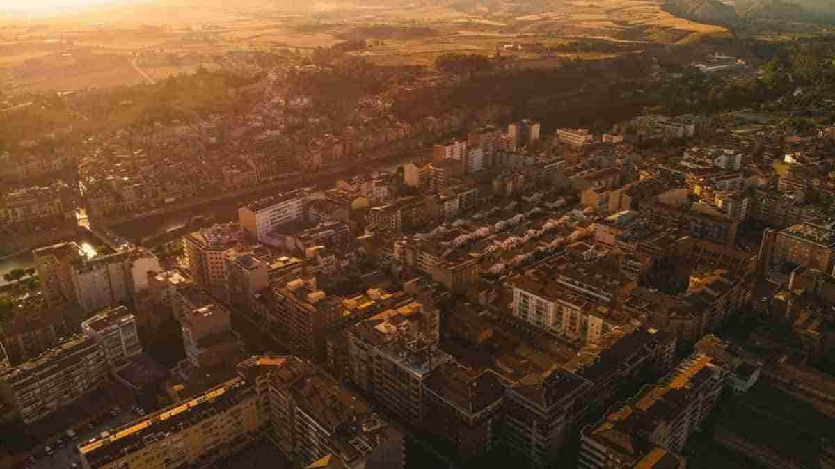 vista ciudad lerida