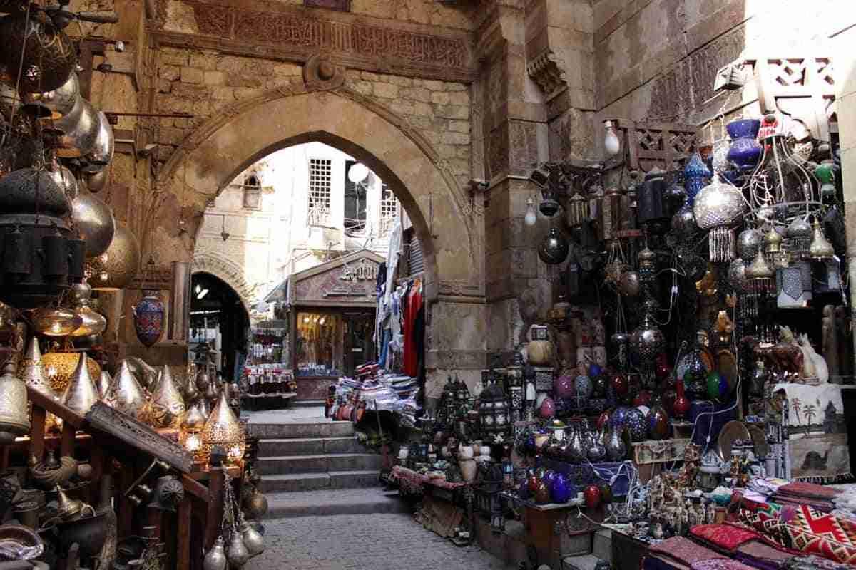 mercado de el cairo