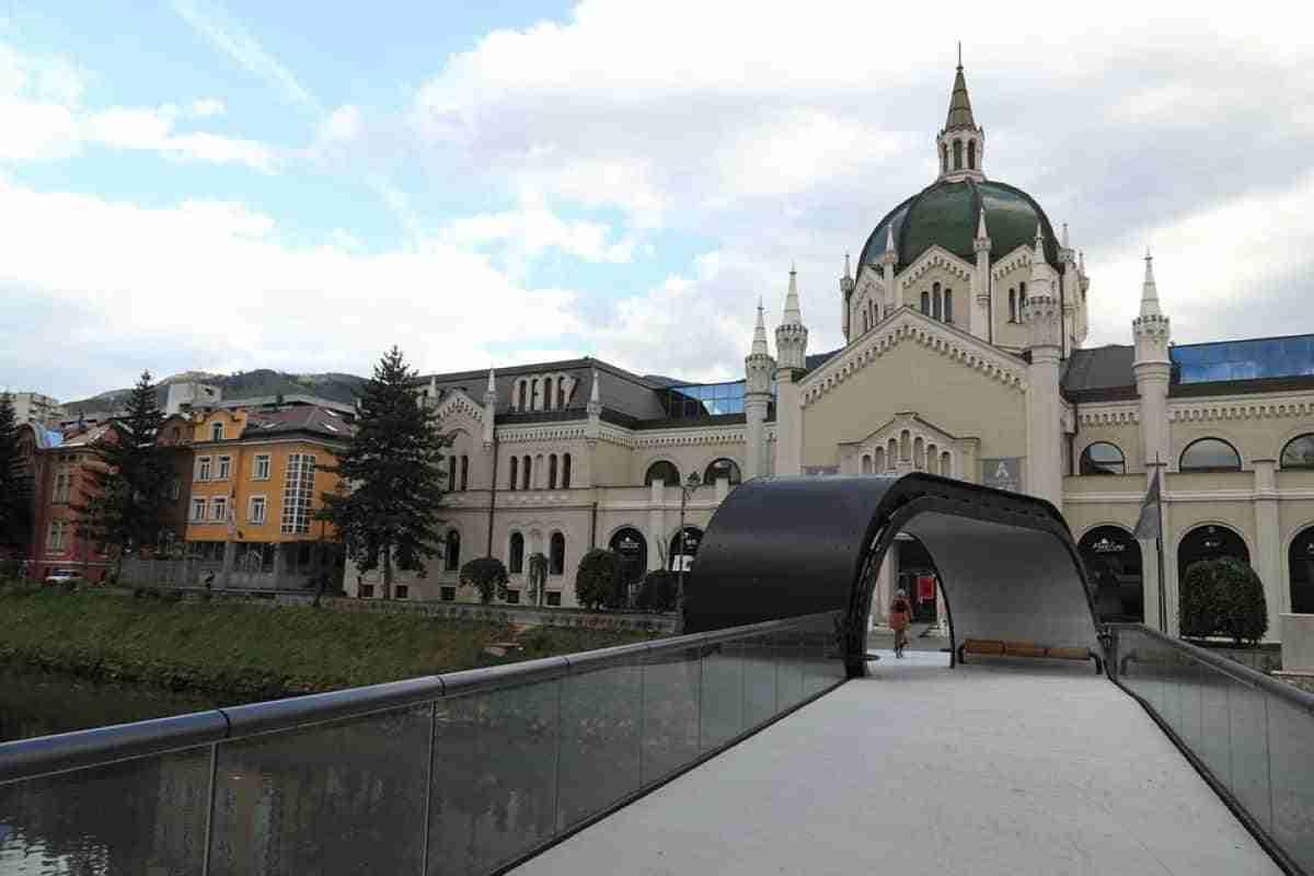 puente loop en sarajevo