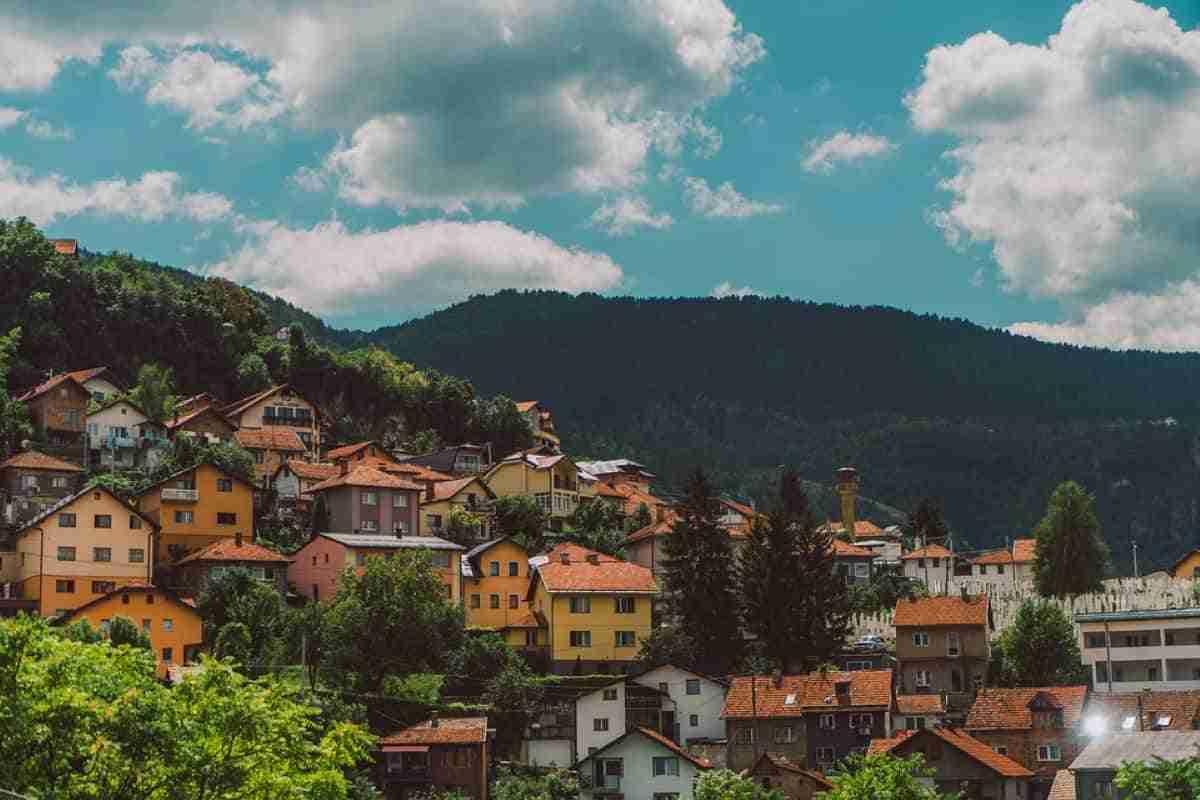 sarajevo capital de bosnia herzegovina