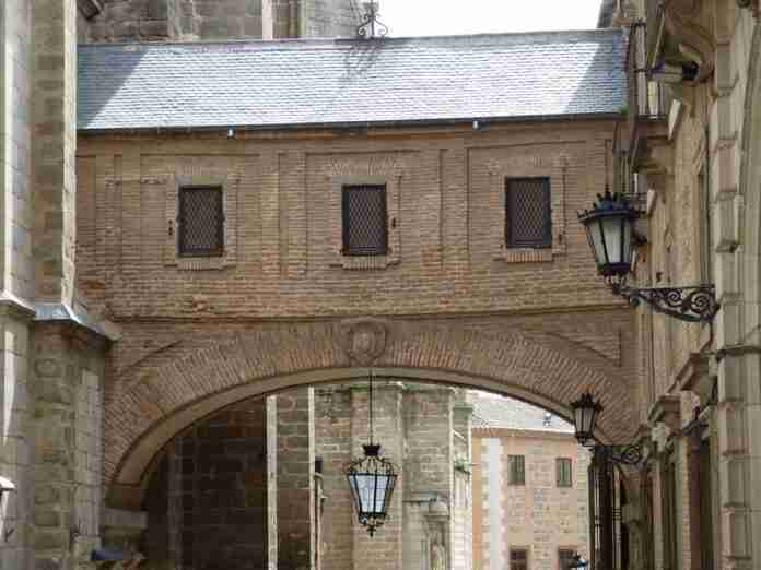 centro historico de toledo