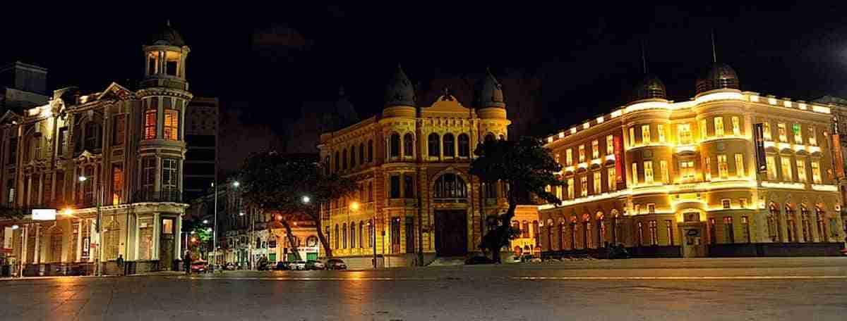 ciudad de recife en pernambuco