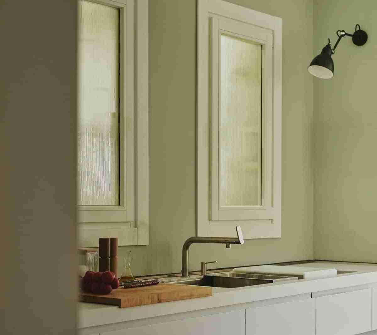 tonalidades verdes para pintar paredes