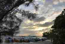 paisajes de isla mujeres