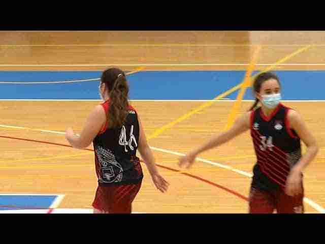 Grupo 76 Alkasar júnior femenino en play off