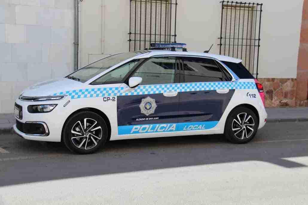 La Policía Local de Alcázar de San Juan logra identificar a los conductores de vehículos que ponen el riesgo la seguridad de los ciudadanos