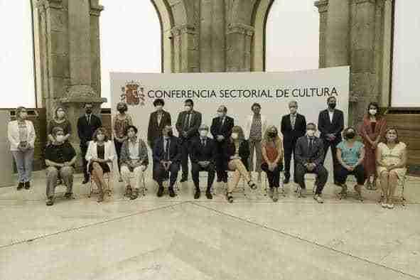 Castilla-La Mancha muestra su apoyo al Ministerio por el reparto de los fondos europeos para seguir impulsando el sector cultural de la región