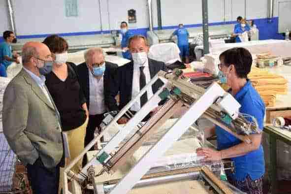 Castilla-La Mancha subraya la labor de los Centros Especiales de Empleo y su compromiso para la integración laboral de las personas discapacitadas