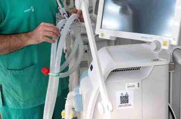 El Hospital de Guadalajara pone en marcha un sistema de códigos QR para formar al personal en el manejo de equipamiento sanitario y técnicas de Enfermería