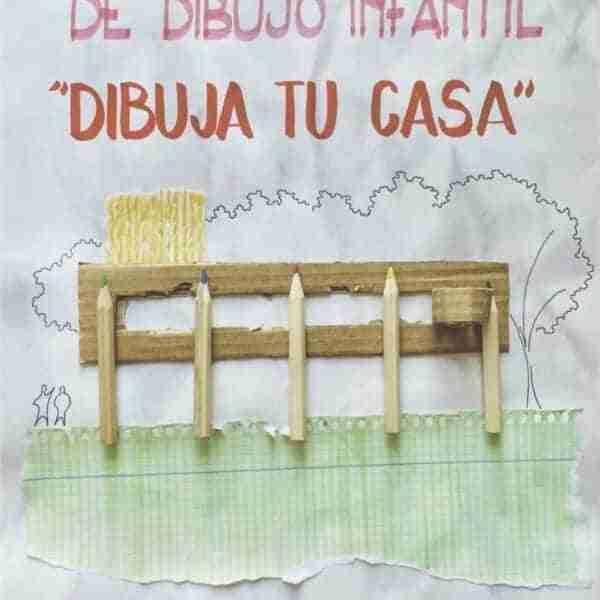 La demarcación de Ciudad Real del COACM lanza el concurso de Pintura Infantil 'Dibuja tu casa'