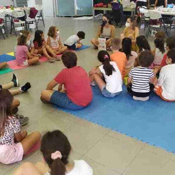 Los niños y niñas aprenden de una forma lúdica la igualdad de género y el respeto, en los talleres de la Concejalía de Igualdad