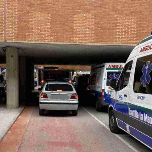UGT solicita mejoras para los profesionales de las Ambulancias en Castilla la Mancha
