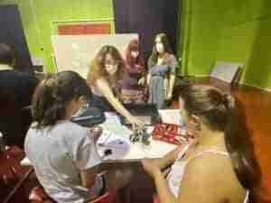 12 adolescentes forman parte del I Campus de Robótica