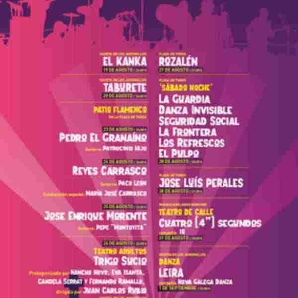 Del 19 de agosto al 1 de septiembre se celebrará el 65 Festival de Albacete