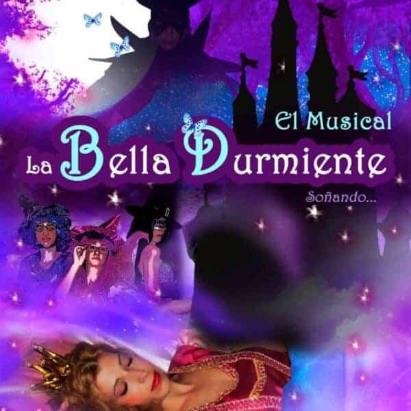Musical de La Bella Durmiente en el Recinto Ferial de Albacete el 4 de agosto con entrada libre