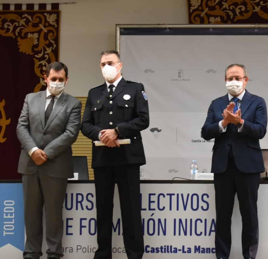 Dos nuevos oficiales forman parte de la Policía de Alcázar de San Juan