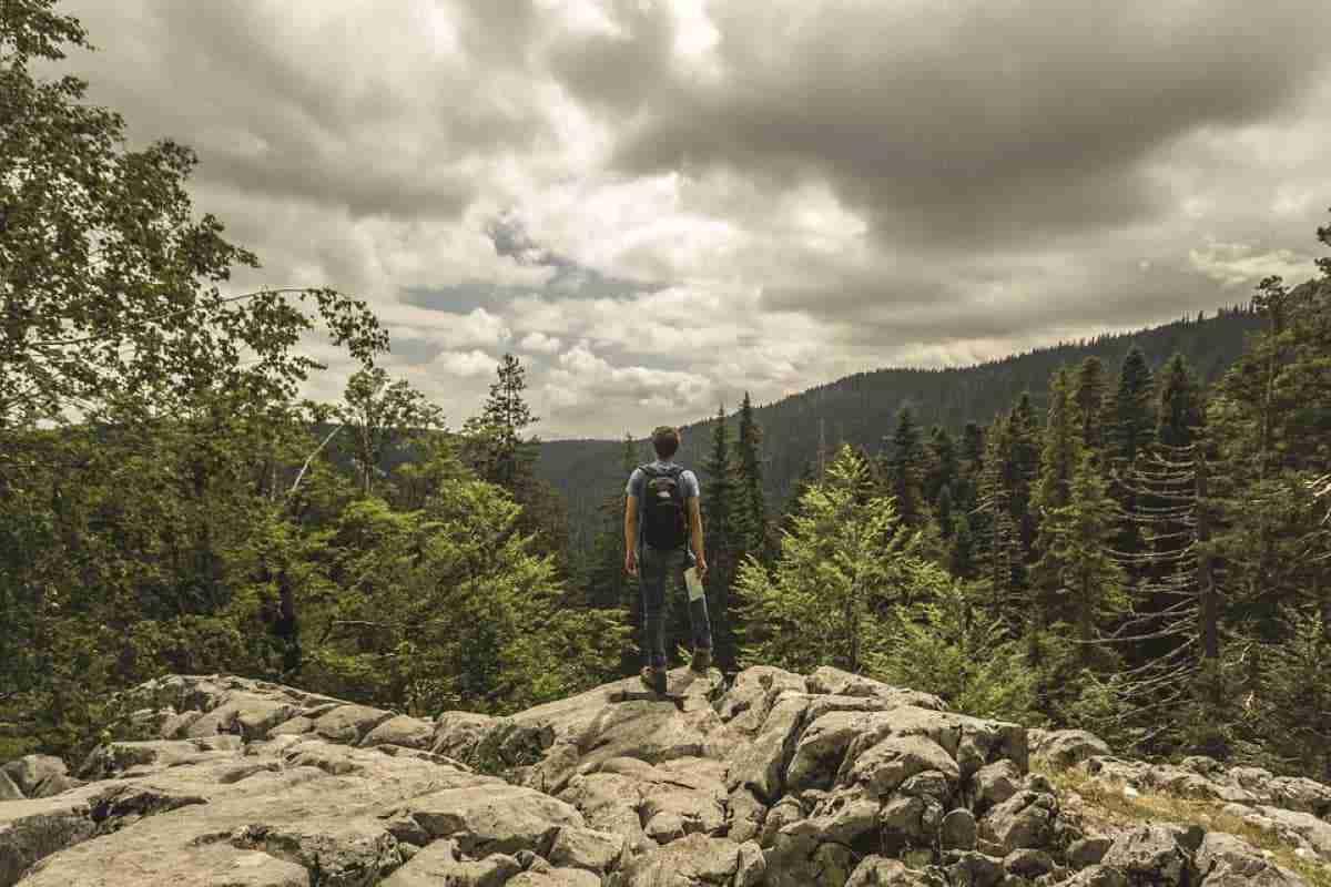 paisajes de montenegro