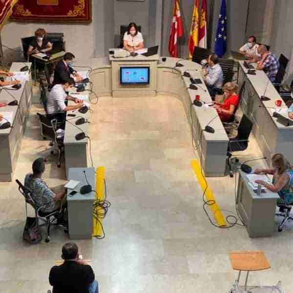 El Pleno apruebó la cuenta general 2020 y el Plan de Estabilización de Empleo