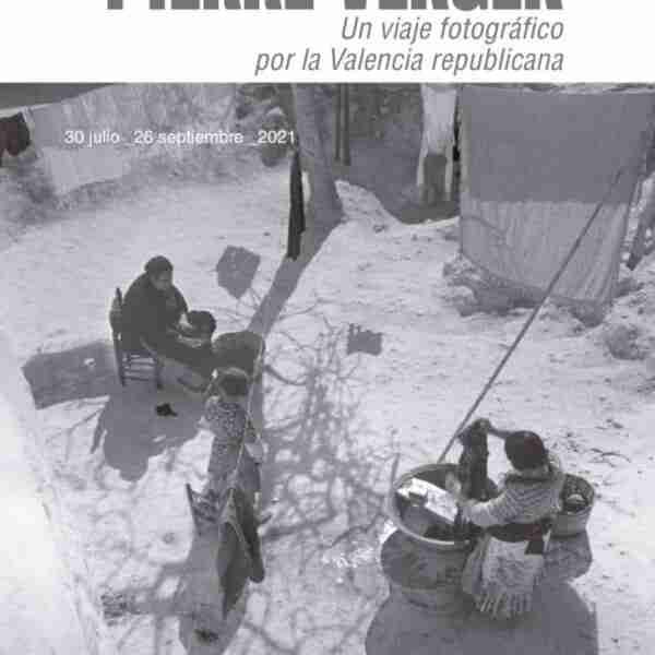 """""""Un viaje fotográfico por la Valencia Republicana del fotógrafo Pierre Vergen"""" en el Museo de Fotografía de Huete"""