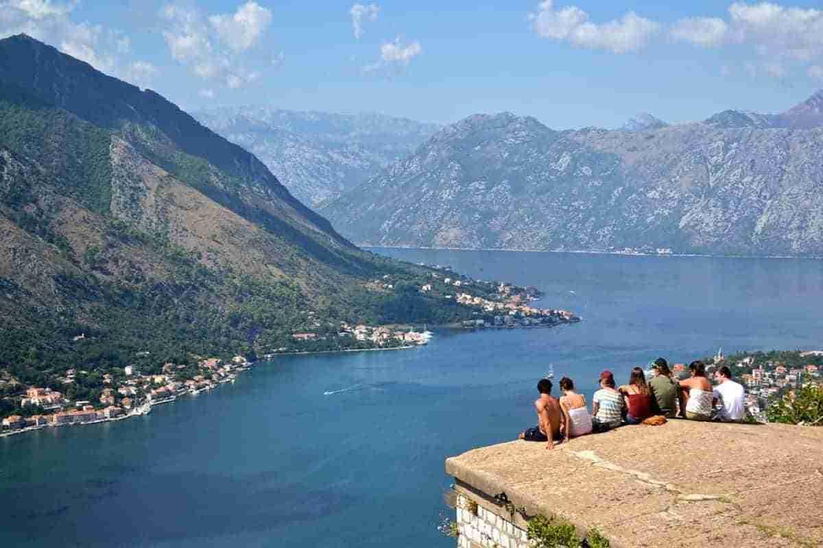 vacaciones en kotor montenegro