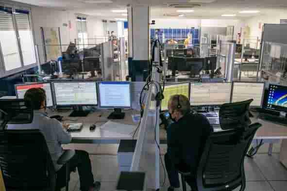 Durante el primer semestre del año el Servicio de Emergencias 112 recibió un total de 7.465 llamadas desde Teleasistencia domiciliaria