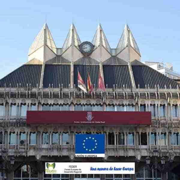 El Ayuntamiento de Ciudad Real aprueba el servicio de asistencia técnica de apoyo para EDUSI