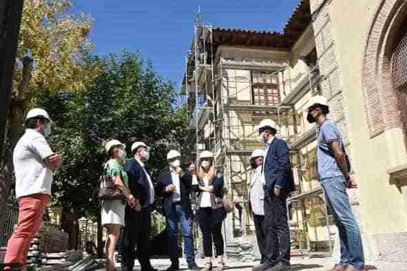 En marcha este verano 120 actuaciones en centros educativos de la provincia de Cuenca por 6,5 millones de euros