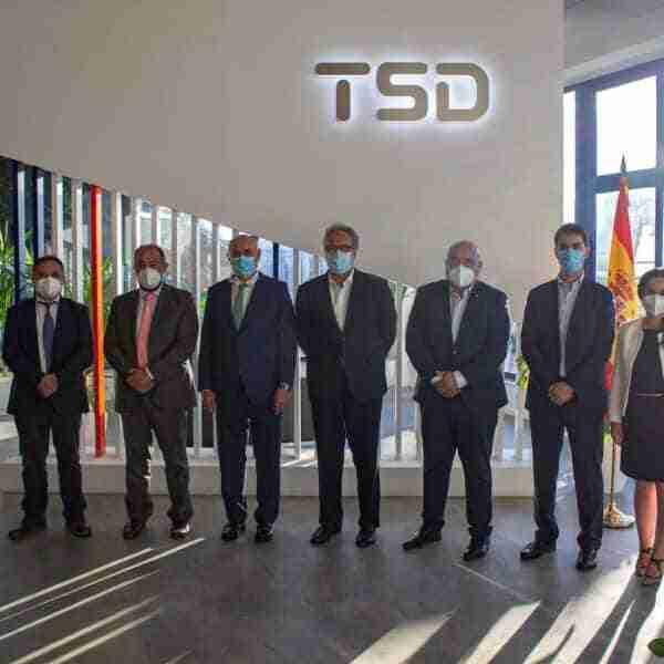La UCLM y TSD INTERNATIONAL trabajarán conjuntamente en el acercamiento del grupo empresarial a la Universidad