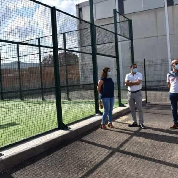 La Diputación de Cuenca y Sotorribas invierten 84,000 euros en espacios deportivos de la localidad