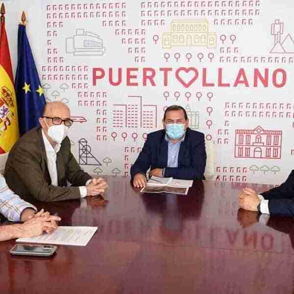 Iberdrola avanza en la construcción en Puertollano de la mayor planta europea de hidrógeno verde