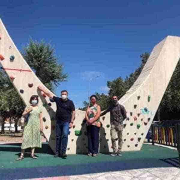 Un rocódromo urbano al aire libre en la Plaza de Villa Luz es el proyecto ganador de los Presupuestos Participativos 2020