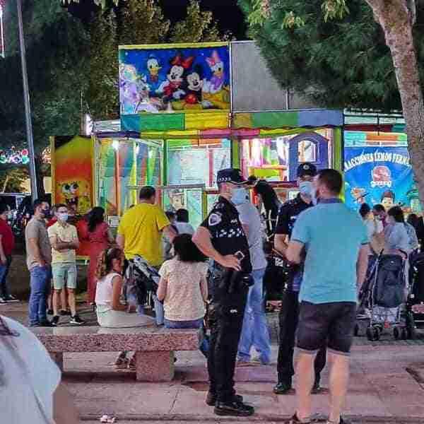 El Ayuntamiento de Almodóvar del Campo agrade el comportamiento ciudadano durante los eventos de septiembre
