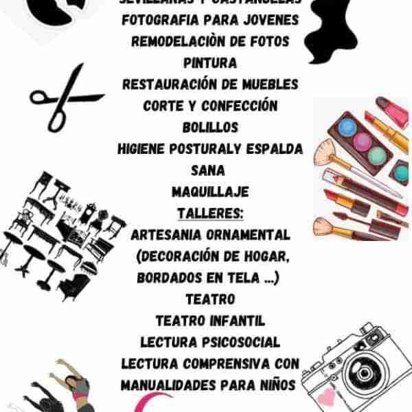 Almadén: Cursos y talleres en la Universidad Popular de Almadén