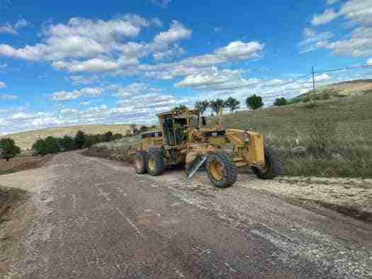 Castilla-La Mancha inicia las obras de mejora de la CM-2017 entre Turmiel y Milmarcos