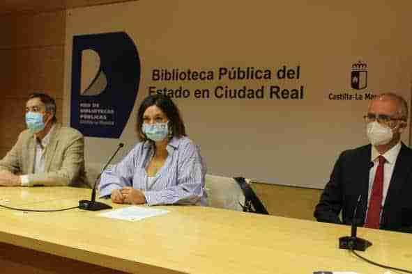 El Gobierno regional repartirá más de un millón de euros de los fondos del Plan de Recuperación entre las bibliotecas públicas municipales de Castilla-La Mancha