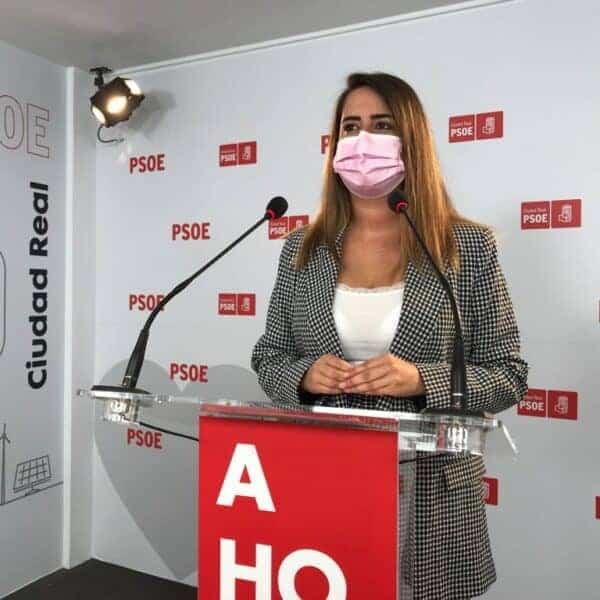 """Cristina López: """"El nuevo paquete de medidas para abaratar el precio de la luz es gracias a un ejecutivo valiente liderado por Pedro Sánchez"""""""