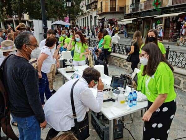 La Noche Europea de los Investigadores supera las expectativas de participación con el respaldo del Ayuntamiento de Toledo