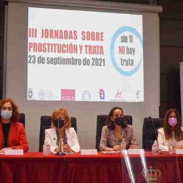 Las III Jornadas contra la prostitución y trata sensibilizan sobre la lacra de la explotación sexual