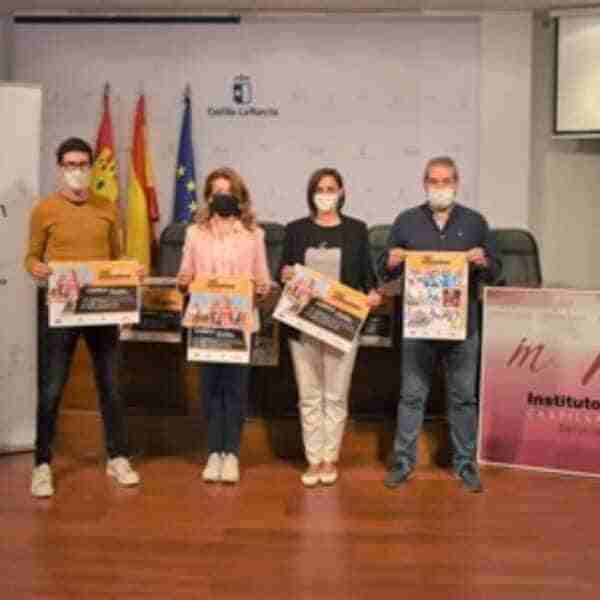 Actividades para conmemorar la Semana Europea del Deporte el 28 de septiembre en la Plaza Mayor de Cuenca