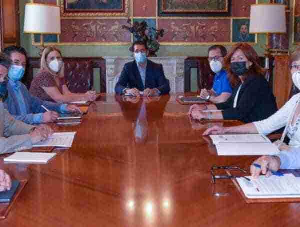 A licitación actuaciones de alumbrado público para el ahorro y eficiencia energética en 6 pueblos de Ciudad Real