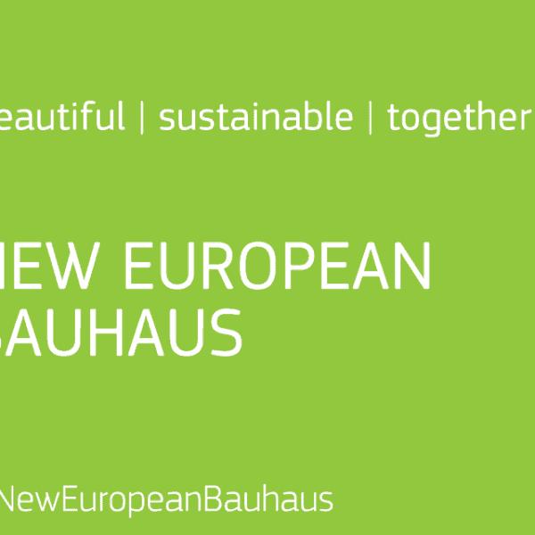 Nueva Bauhaus Europea: acciones y fondos para unir sostenibilidad, estilo e inclusión